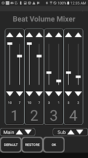 Metronome Mixer - náhled