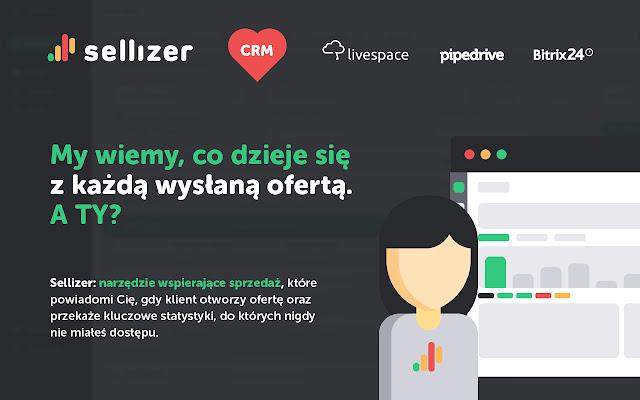 Sellizer dla CRM