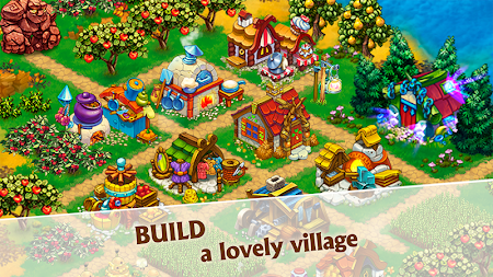 Harvest Land APK screenshot thumbnail 1