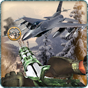 Snow Mountain Gunship Strike icon