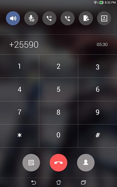 ASUS Calling Screen screenshot 8