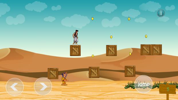 Game of Aladdin Adventures