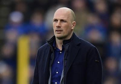 """Clément logiquement déçu du résultat : """"Un bon match pour le football belge, contrairement à la finale"""""""