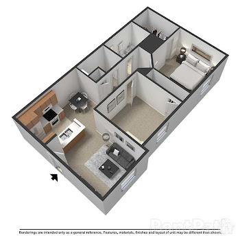 Go to Aralia Floorplan page.