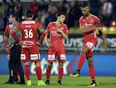 Zinho Gano déçu après le revers contre Bruges