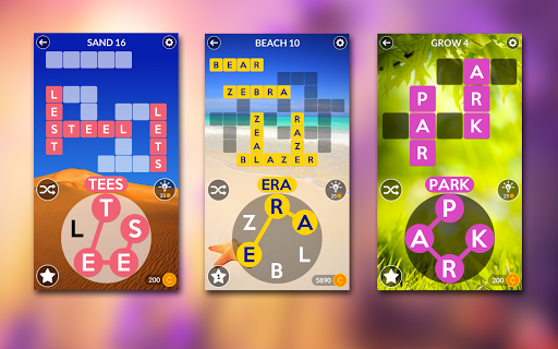 Wordscapes Uncrossed 1.2.1 screenshots 13