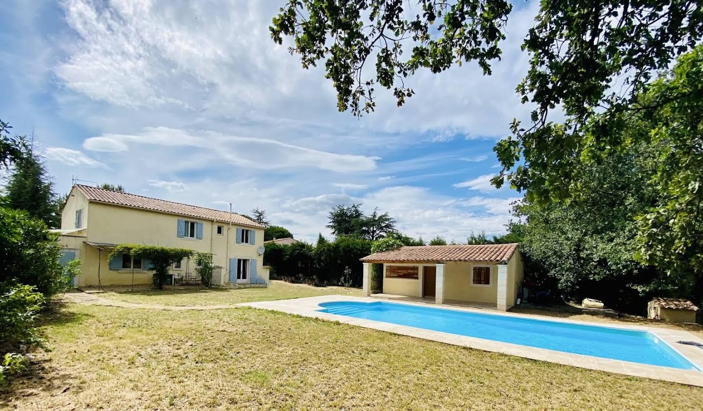 Maison avec piscine et terrasse Oppède