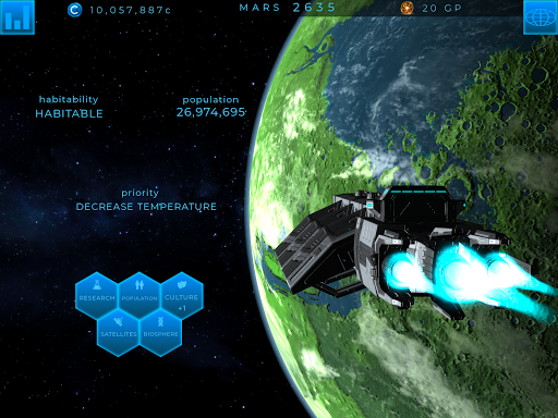 TerraGenesis - Space Settlers apkpoly screenshots 10