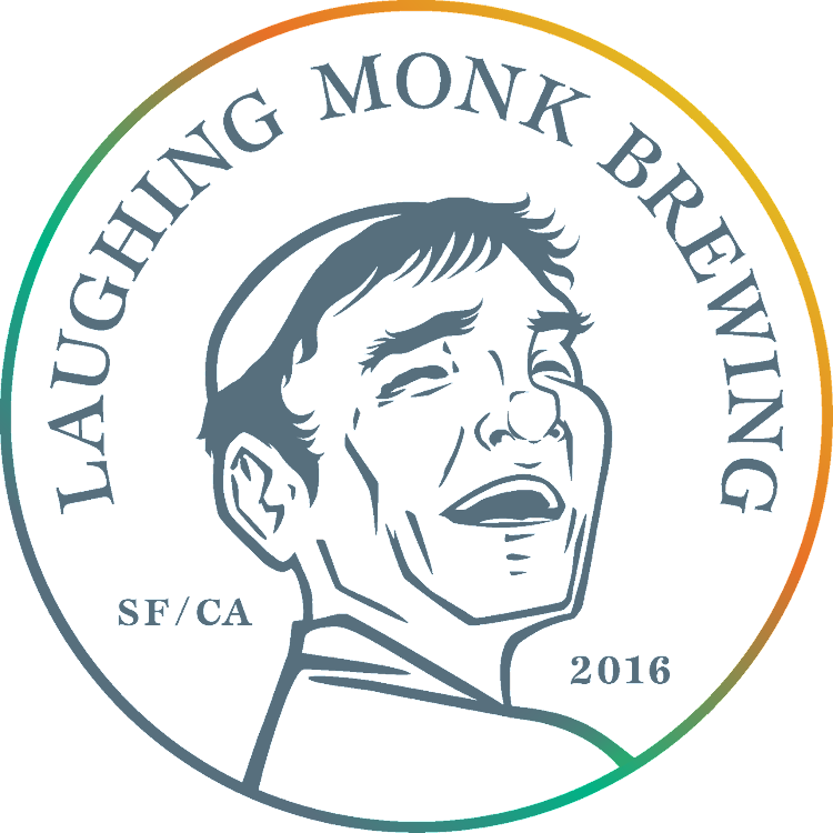 Logo of Laughing Monk Coffee 'N' Cream Ale