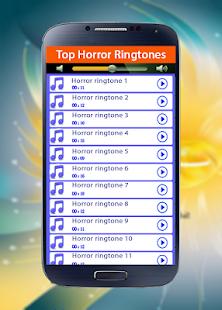 new horror ringtones 2018