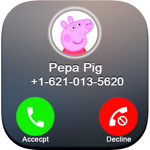 Call From Pepa Pig