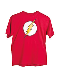 T-shirt, The Flash