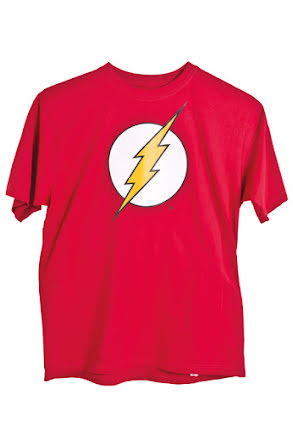 T-shirt, The Flash