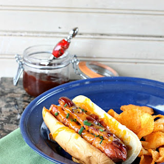 Sausage Dogs! Easy and Delicious 15 Minute Meal.