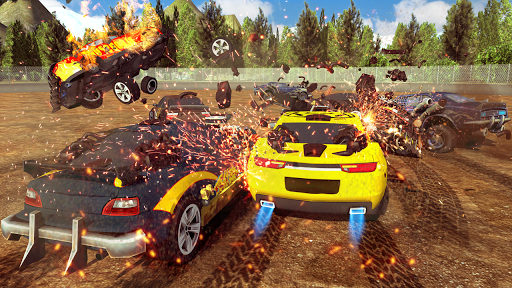 Demolition Derby 2020 - Crash, Smash and Destroy filehippodl screenshot 3