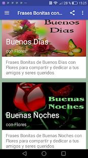 Frases Bonitas Con Flores แอปพล เคช นใน Google Play