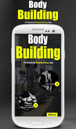Body Building Trainer screenshot 1