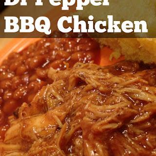 Dr Pepper BBQ Chicken