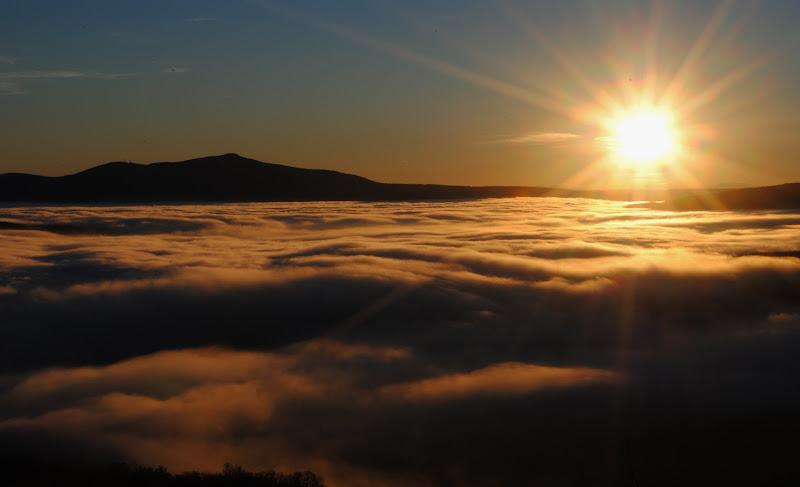 alba in Val d'Orcia di stefanoconsoli3