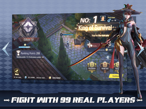 Survival Heroes - MOBA Battle Royale 1.1.0 screenshots 10