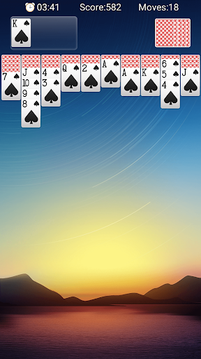 Classic Spider Solitaire-Free Solitaire Card Games 1.7.1 screenshots 2
