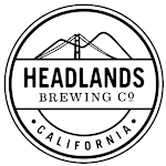 Logo for Headlands Brewing Co.