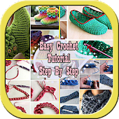 Easy Crochet Step By Step