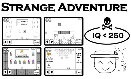 Strange  Adventure 5.5.0 screenshots 1
