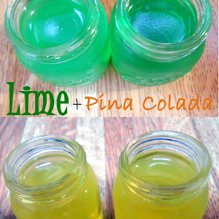 Lime + Pina Colada Jello Shots + Irish War of Independence