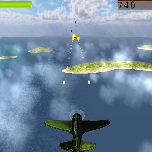 WW2 Fighter Plane