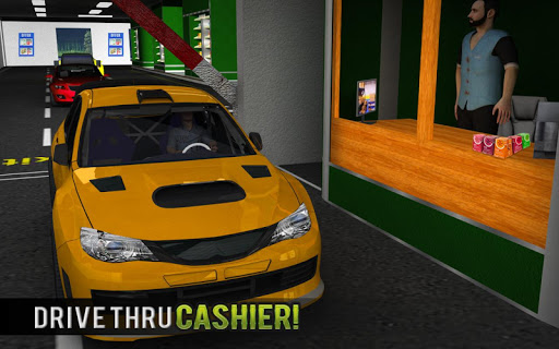 Drive Thru Supermarket 3D Sim 1.7 screenshots 12