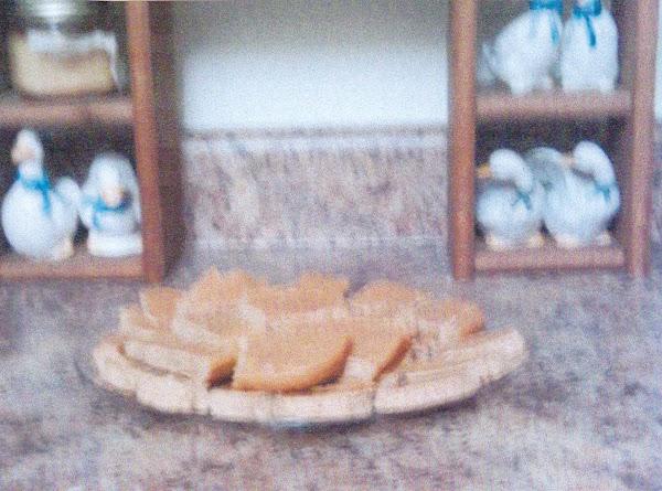 Grace's White Choc  & Caramel Fudge Recipe