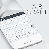 Air Craft Keyboard Theme