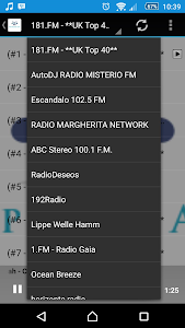 Pop Radio App screenshot 2