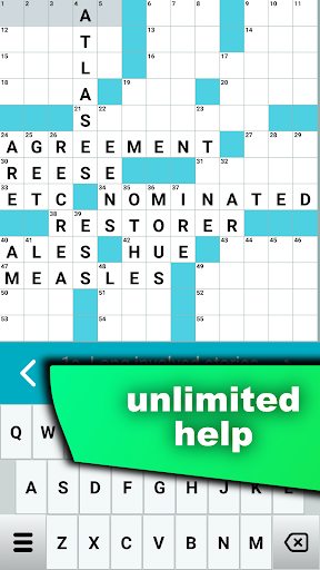 Crossword Puzzle Free  screenshots 2