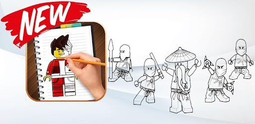 Lego Ninjago Boyama Kitabı Indir Pc Android Comcoloringfree