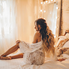Wedding photographer Evgeniya Tarunova (Tarunova). Photo of 11.01.2018