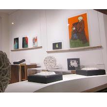 """Photo: Exposition à la Galerie """"terres d'Aligre"""". Décembre 2010/Janvier 2011"""