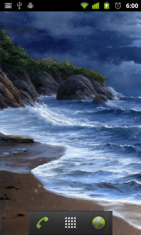 Moving Beach Wallpapers Android Apps On Google Play