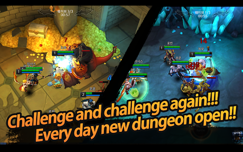 League of Masters : Legend PvP MOBA Battle- screenshot thumbnail