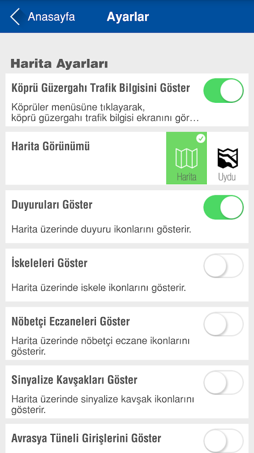 İBB CepTrafik- screenshot