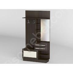 Прихожая-28 мебель разработана и произведена Фабрикой Тиса мебель