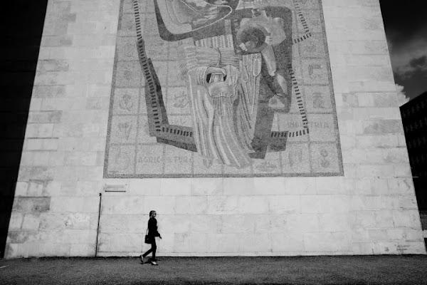 Camminando all'EUR di Mirko Macari Fotografia
