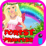 Forest Princess Dress Up Icon