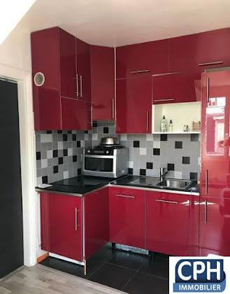 Vente appartement 2 pièces 20,6 m2