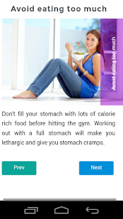 Gym Tips For Beginners Android Apps On Google Play