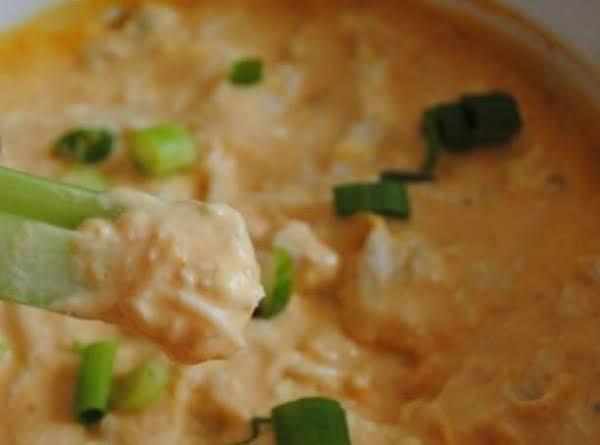 Creamy Buffalo Chicken Dip Recipe