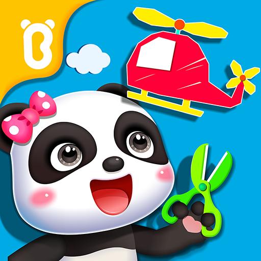 ベビーパンダの環境保護創意