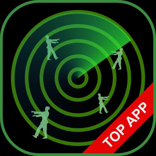 僵尸雷达仿真 模擬 App LOGO-APP試玩
