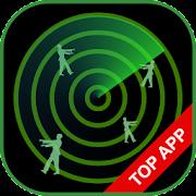 Zombie Radar Simulation